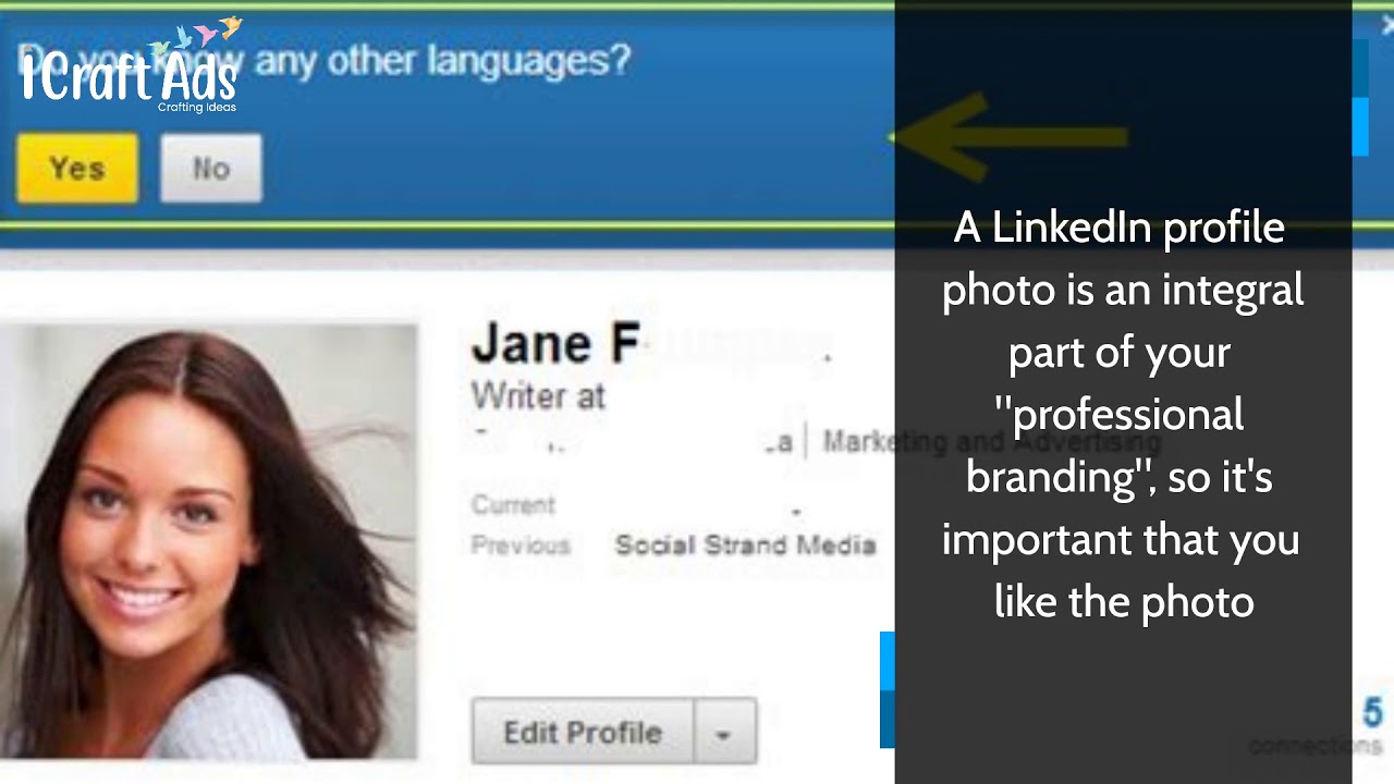 Great Tips For Enhancing Your Linkedin Profile Youtube