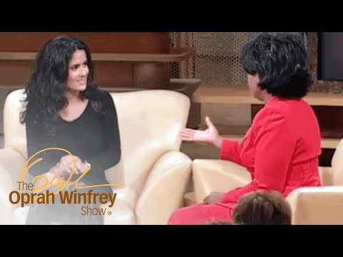 Oprah: Salma Hayek Was an AllTime Favorite   The Oprah Winfrey   OWN