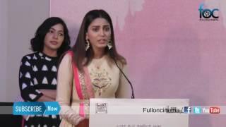 Actress Sana Makbul at Rangoon Audio Launch - Fulloncinema