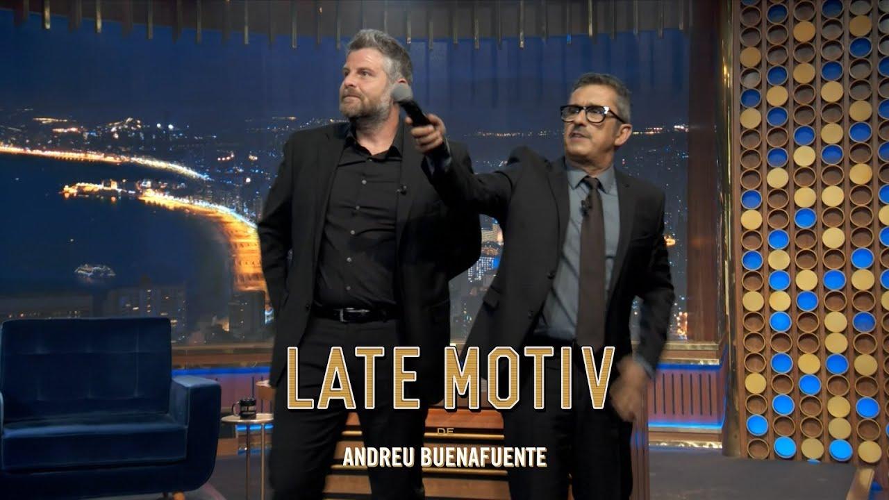 LATE MOTIV - Raúl Cimas y la forma de conducir de su suegro   #LateMotiv552