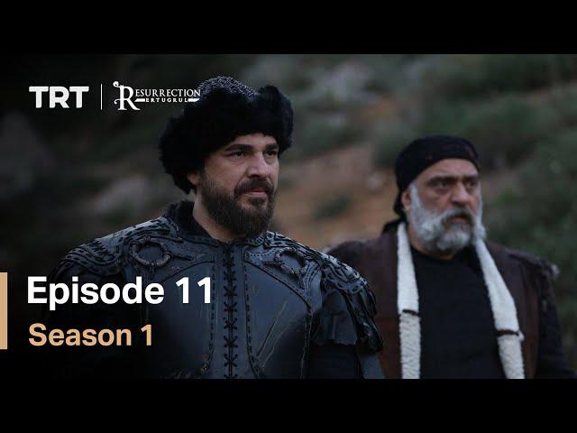 Resurrection Ertugrul Season 1 Episode 11