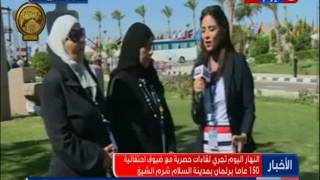 عضو البرلمان العربي: مصر ستظل الحضن الدافئ لنا