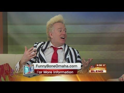 Comedian David Scott
