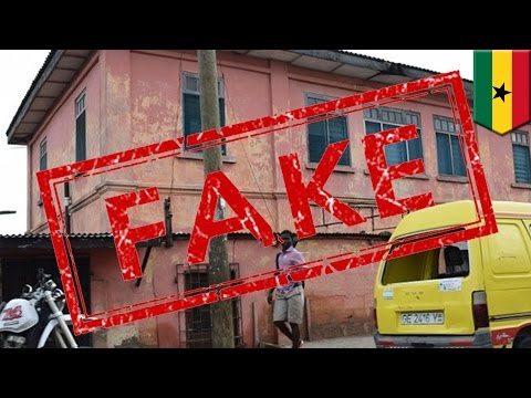 Fake US embassy in Ghana illegally issued visas for over 10 years - TomoNews