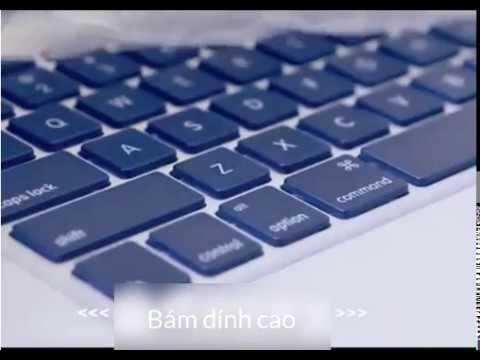 Miếng silicon phủ bàn phím laptop – Ôm phím