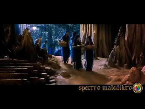 MATRIX: Morpheus aiuta Spectro ad organizzare la rivoluzione