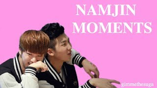 MY FAVORITE NAMJIN MOMENTS || GIMMETHESUGA
