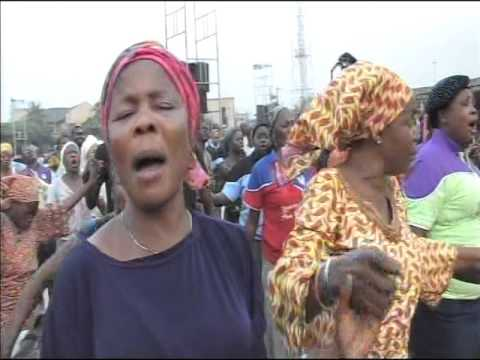PASTOR AKINOLA FASAWE -2015 OSHODI FIRE CRUSADE-