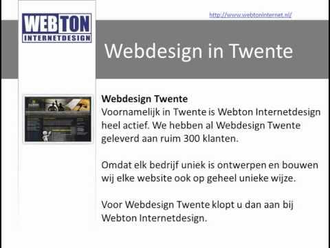 WebtonInternetnl Webdesign Bureau