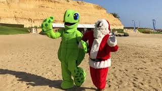 Shangri La Barr Al Jissah Resort & Spa Santa's Visit