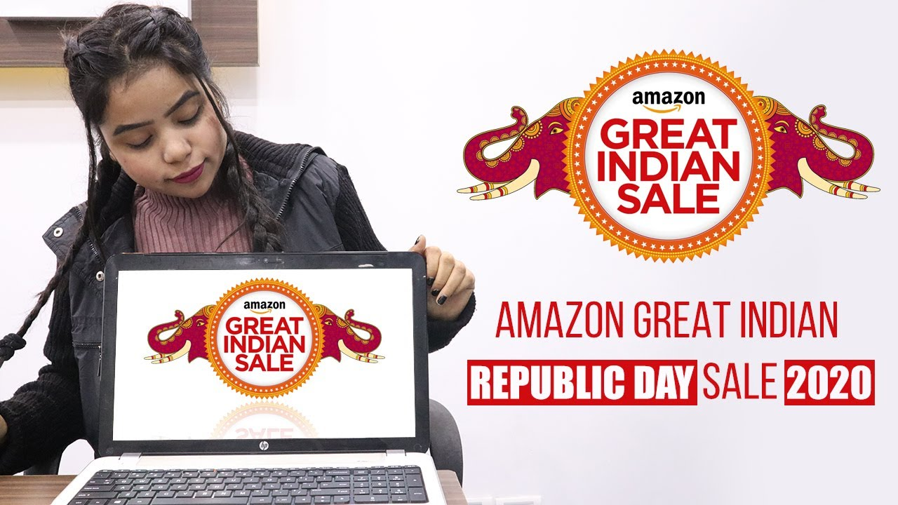 Amazon Upcoming Sale 2020 Amazon Great Indian Sale 2020 Best