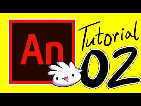 2D Animation Tutorial ( Adobe Animate CC ) | এনিমেশন টিউটোরিয়াল। Mridul Animations : Part 2.1 of 3 thumbnail