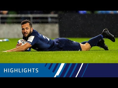 Leinster Rugby v Bath Rugby (P1) - Highlights 15.12.18