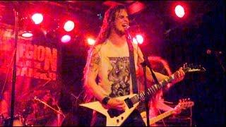 Dust Bolt -Toxic Attack - Live @ Barcelona (Razzmatazz 3 07/05/2015)