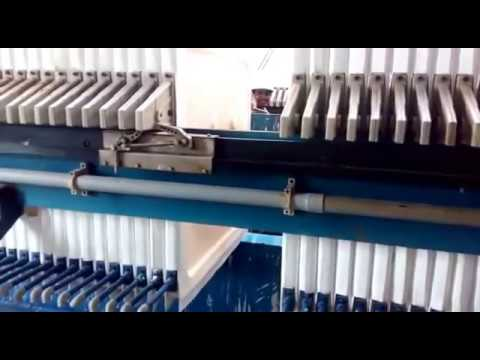 FILTER PLATE SHIFTING MECHANISM - HYDRO PRESS INDUSTRIES