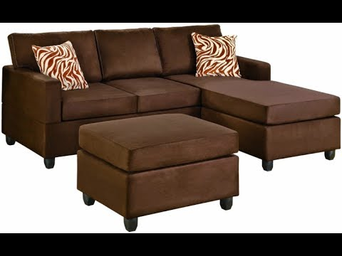 Small Sectional Sofa With Chaise For A Narrow Living Room
