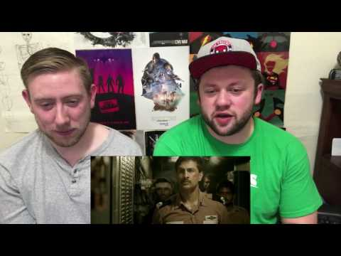 The Ghazi Attack TRAILER REACTION!!!