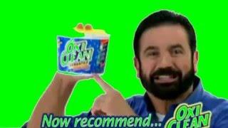 Billy Mays chromakey segments (great for YTPs!) Video
