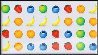 Fruit Smash - Flash Game Preview