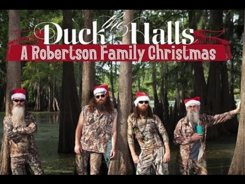 Duck Dynasty' Clan Releases Christmas Album - YouTube