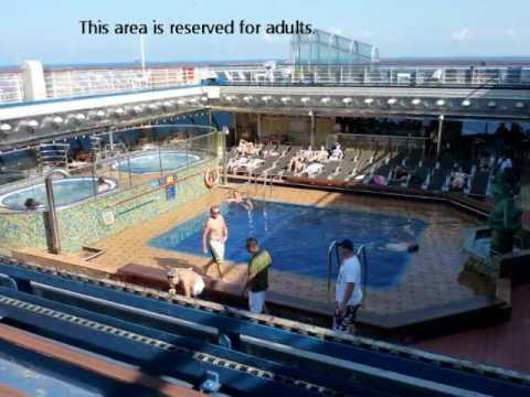 Carnival Valor Ship Tour  YouTube