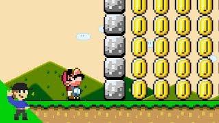 Mario's Wall Calamity