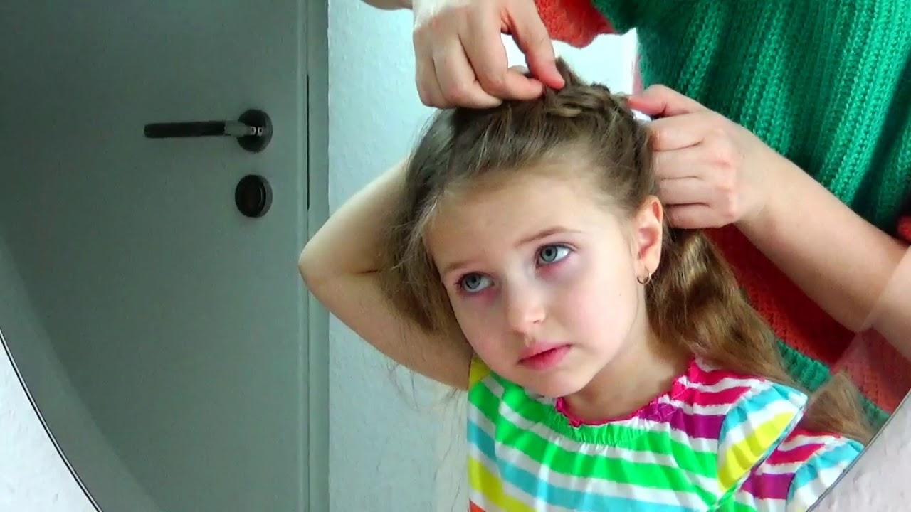 Coafuri Pentru Fetite Cu Parul Lung Cele Mai Frumoase Codite