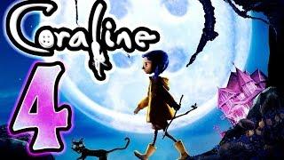 Coraline Walkthrough Part 4 ~ Movie Game (Wii) [4 of 10]