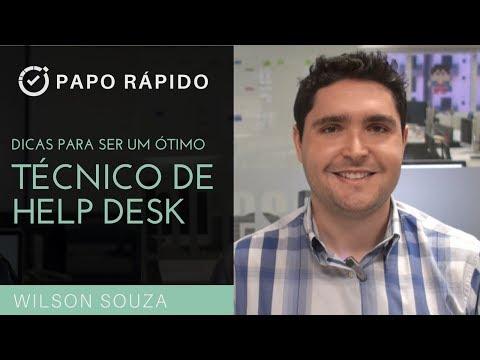 Dicas para ser Atendente de Help Desk | Papo Rápido | T3E36