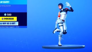 *NEW* White Shadow Ops Skin! Fortnite Battle Royale Daily Item Shop