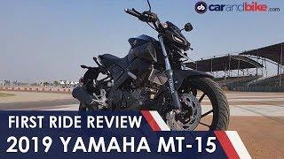 2019 Yamaha MT-15 First Ride Review   NDTV carandbike