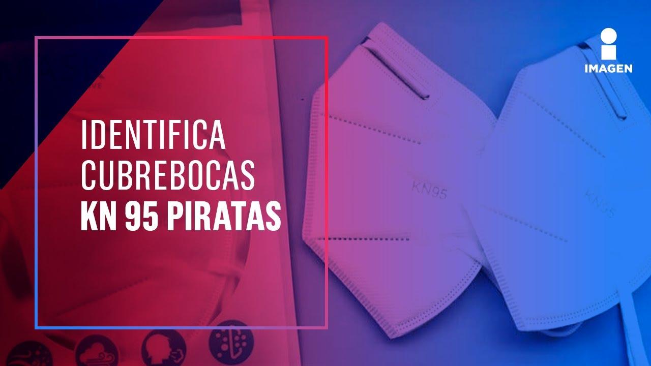 Download ¿Cómo reconocer un cubrebocas KN95 pirata? | Noticias con Ciro Gómez Leyva
