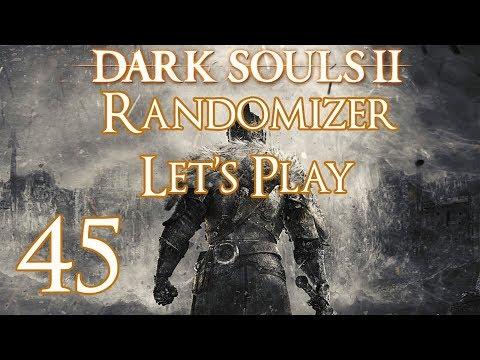 Dark Souls 2 - Randomizer Let's Play Part 45: Sweet Revenge