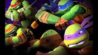 That Geeky Singer sings: ~TMNT Mash-Up Opening Theme~