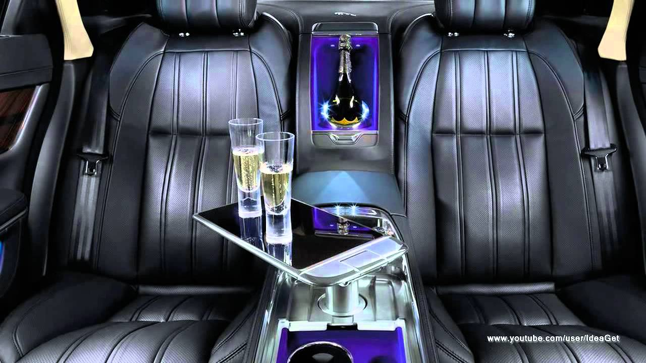 2013 Jaguar XJ Ultimate Interior Tour (Ultimate Edition)   YouTube