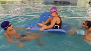 Мастер-класс «Игры для детей в воде» в «Фитнес-центре 100%»