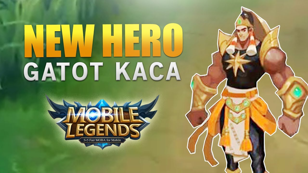 mobile legends new hero gatot kaca
