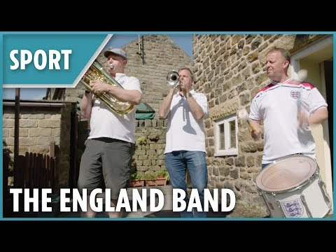 The England Band: who are the musicians...