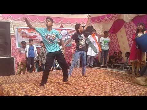 Sahil and Sonu dance