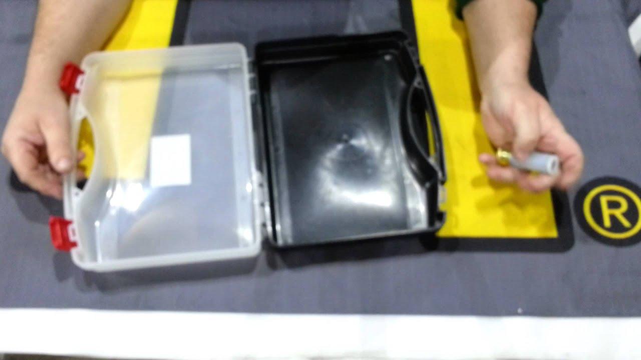 Ящик для патронов 12 своими руками