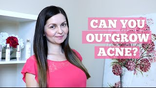 How to Get Rid of Acne | Outgrow Acne | Is Acne Genetic?
