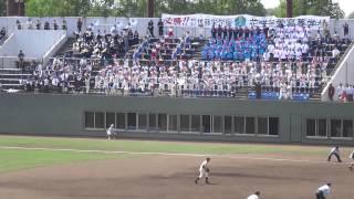 154029 上尾市民球場 埼玉県大会三回戦 大宮東戦.