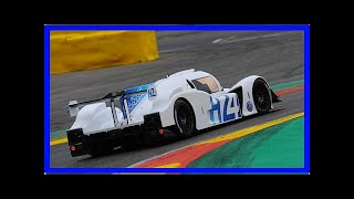 GreenGT Hydrogen 'LMP2' car demonstrated at ELMS Spa round | k production channel