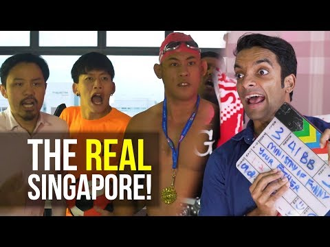 NDP 2018: The REAL Singapore!