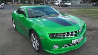 Выбираем б\у Chevrolet Camaro V (бюджет 1.400-1.500тр)