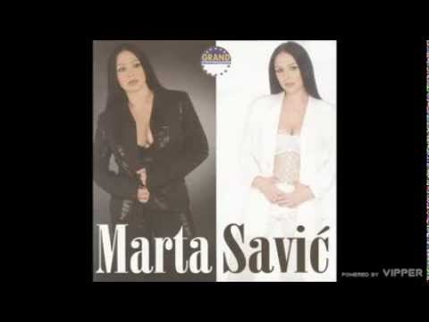 Marta Savic - Crno ti belo - (Audio 2002)
