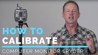 How to Calibrate Your Monitor Color Calibration | Spyder 4 Elite Tutorial