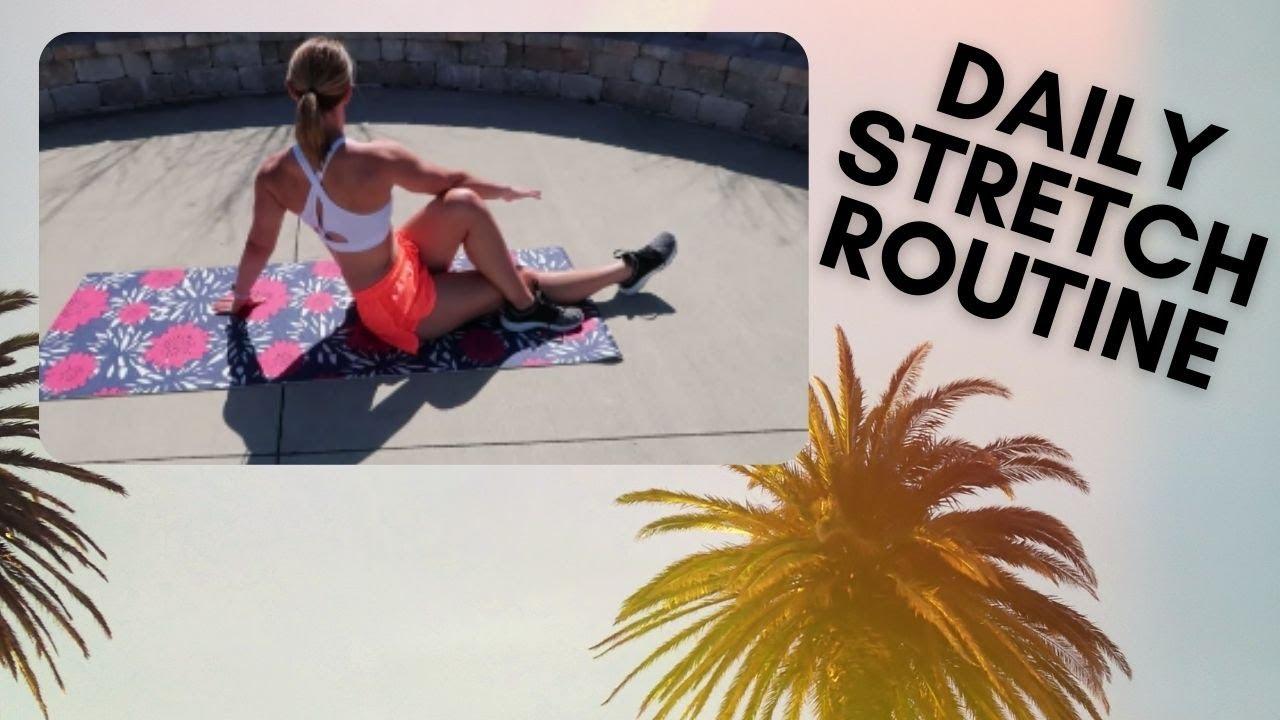 Do you stretch often?