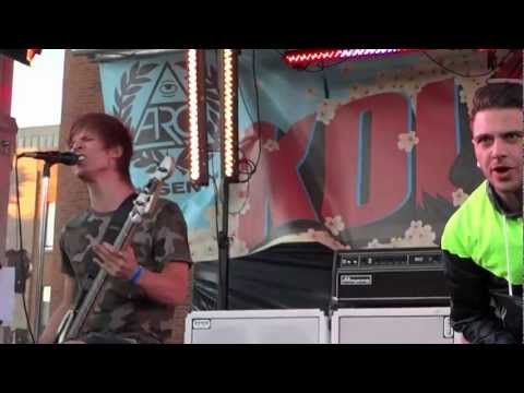 Abandon All Ships - Guardian Angel HD (Live at Koi Fest 2012)