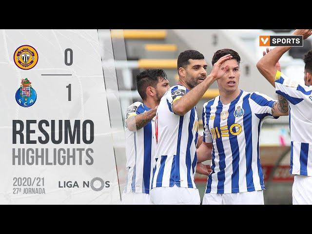 Highlights   Resumo: CD Nacional 0-1 FC Porto (Liga 20/21 #27)
